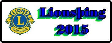 Lionsþing 2015
